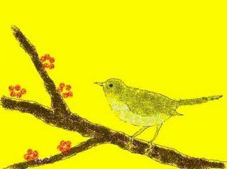 16春の季語・動物・鶯(うぐいす)【イラスト】.jpg